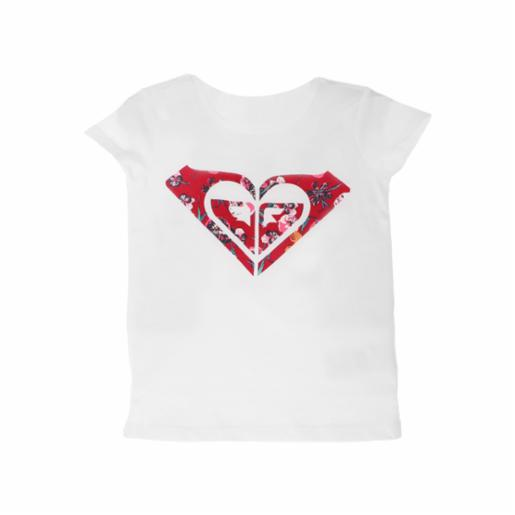 Polera Roxy Niña (2 - 14 años) Endless Music Print C Snow White
