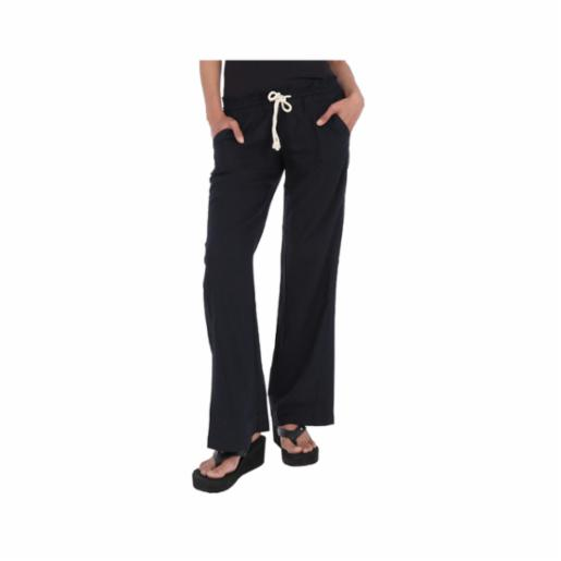 Pantalón Roxy Oceanside True Black