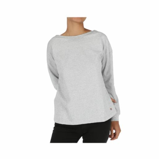 Polera Roxy Journey On Wrap Heritage Heather