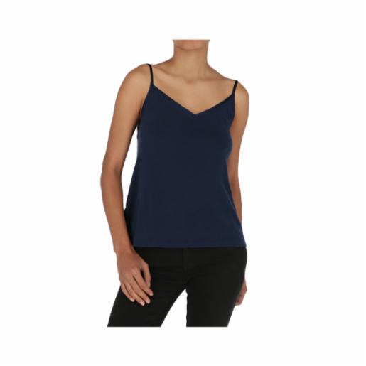 Polera Roxy Minimal Path Dress Blue