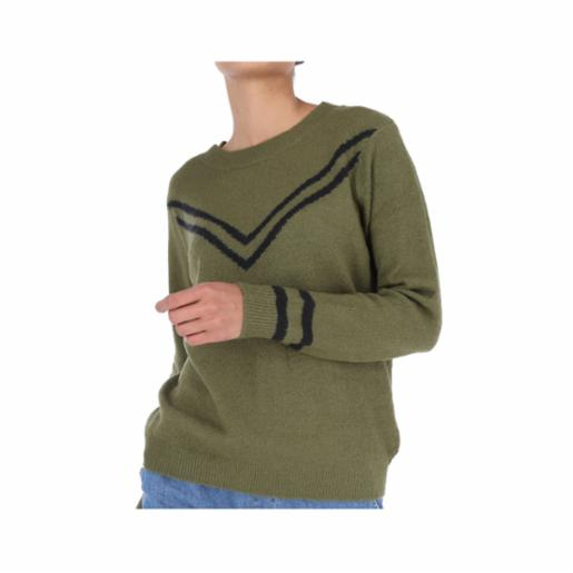 Sweater Roxy Town Burnt Olive