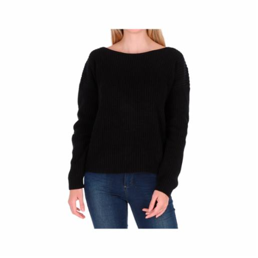 Sweater Roxy Bamboo Bridge True Black