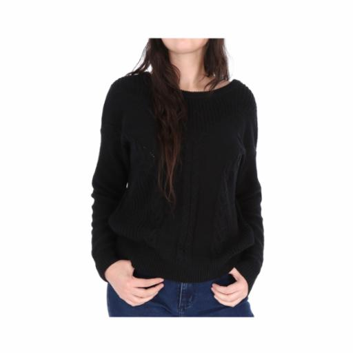 Sweater Roxy Gilis Sunlight True Black
