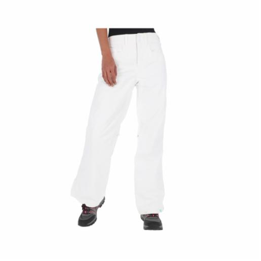 Pantalón Roxy Backyard Bright White