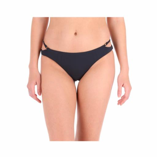 Bottom Bikini Roxy Softly Love Fixed True Black