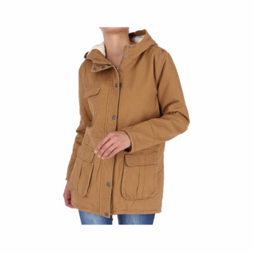 Chaqueta Roxy Essential Element Chipmunk